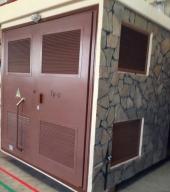 Завод Инвэнт-Электро :: подготовка основания для готовая электробудка